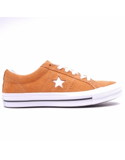 Converse One Star Vintage Suede Bold Mandarin Low Top