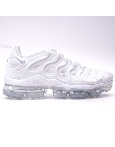 Nike VaporMax Plus triple White