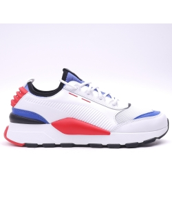 Puma RS-0 White Dazz Red
