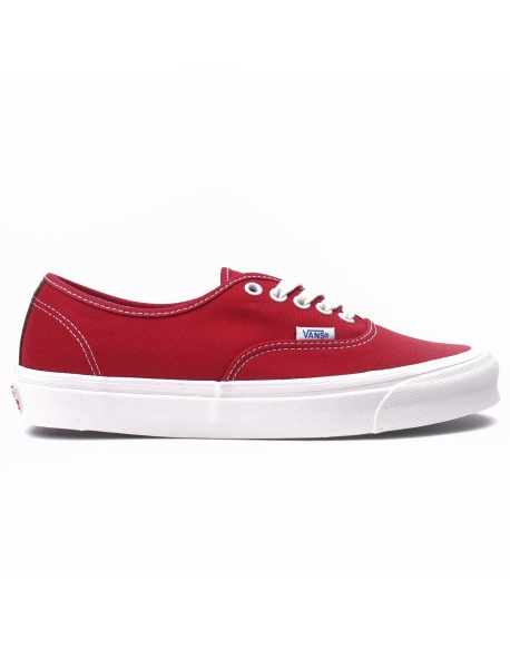 Vans OG Authentic LX Canvas Chili
