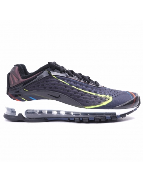 Nike Air Max Deluxe BLACK/BLACK-MIDNIGHT NAVY-REFLECT SILVER