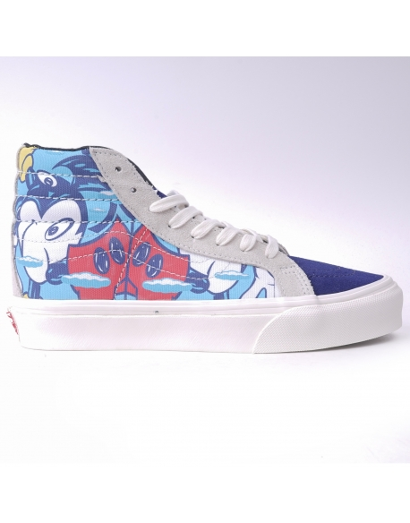 Vans x Mickey's 90th Sh8-Hi LX