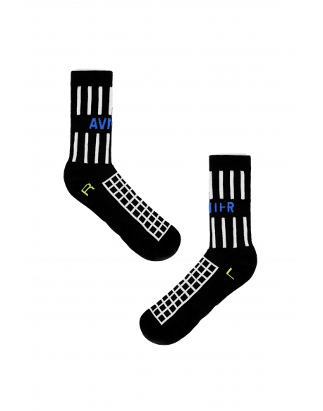 AVNIER Black grille socks