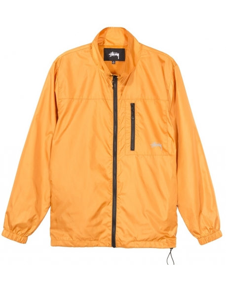 Stussy MICRO RIP JACKET Orange