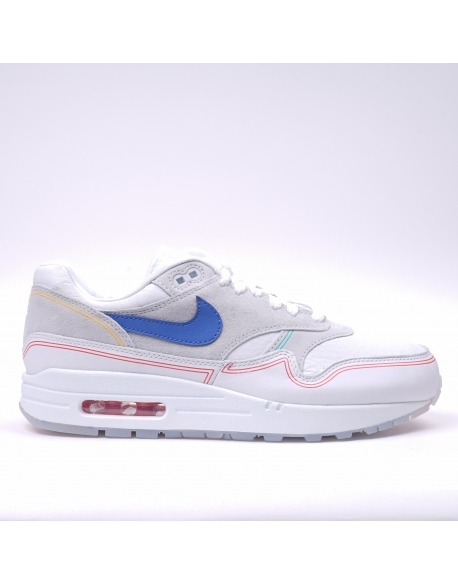 NIKE AIR MAX 1 PURE PLATINUM POMPIDOU PACK