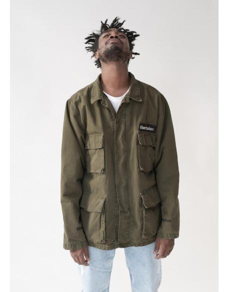 Libertador M65 Jacket Kaki