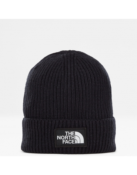 The North Face LOGO BOX Beanie BLACK