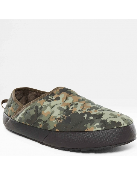 The North Face Thermoball Traction Mule IV Camo