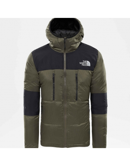 THE NORTH FACE HIMALAYAN LIGHT DOWN HOOD NWTPEGRN