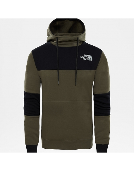 THE NORTH FACE HIMALAYAN HOODIE NEW TAUPE