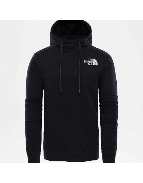THE NORTH FACE HIMALAYAN HOODIE BLACK
