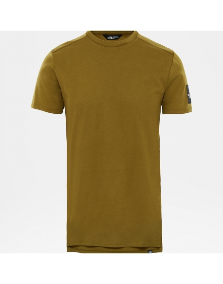 THE NORTH FACE S/S FINE 2 TEE FIRE GREEN