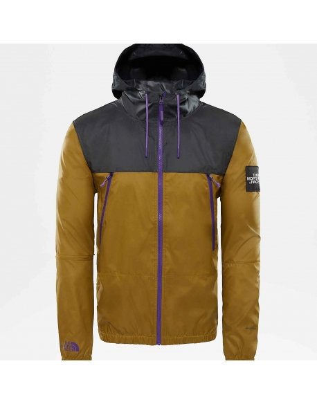 THE NORTH FACE 1990 SE MOUNTAIN JACKET FIRE GREEN