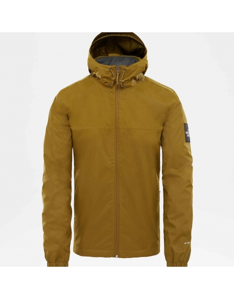 THE NORTH FACE MOUNTAIN Q JACKET GREEN