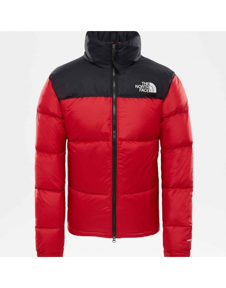 THE NORTH FACE 1996 RETRO NUPTSE JACKET RED
