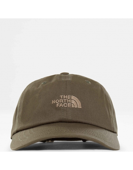 THE NORTH FACE NORM HAT GREEN