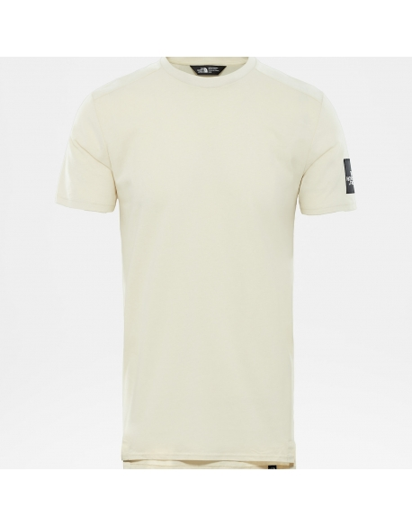 THE NORTH FACE S/S FINE 2 TEE VINTGWHT/ASPH
