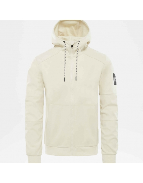 THE NORTH FACE FINE FZ HD VINTAGE WHITE