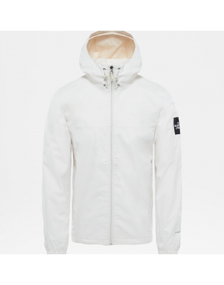 THE NORTH FACE MOUNTAIN JACKET VINTAGE WHITE