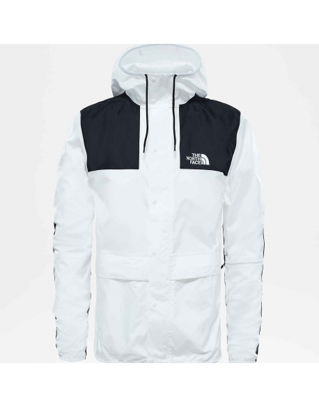 THE NORTH FACE MOUNTAIN JACKET 85 SEA WHITE
