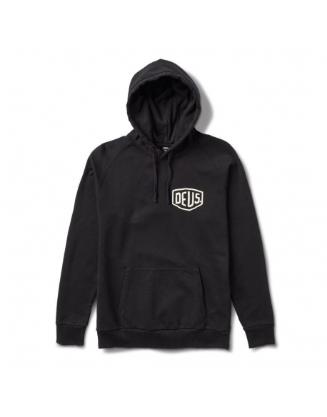 Deus Venice Address Hoodie Black