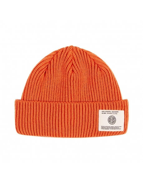 Deus Delta Beanie Orange
