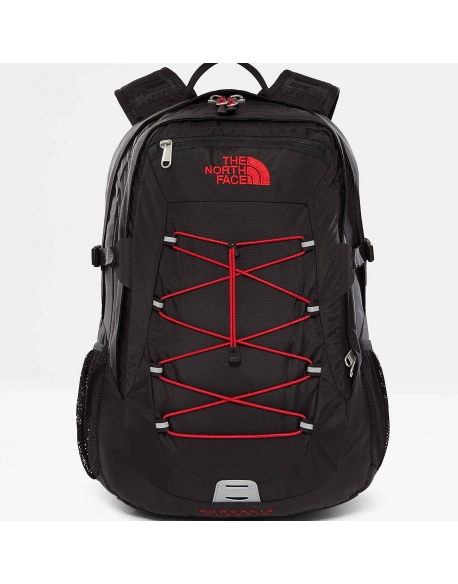 The North Face Borealis Classic Black Red