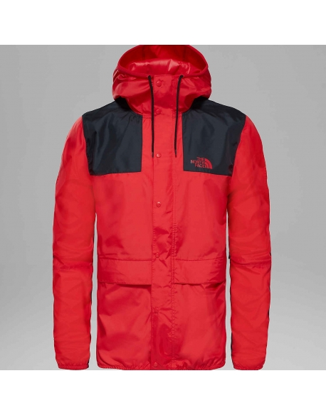 The North Face Mountain Jacket 85 Sea Red