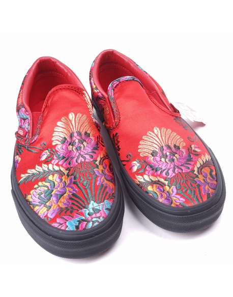 Vans Slip On Festival Satin