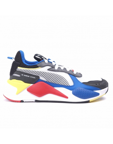 Puma RS-X Toys White Royal red