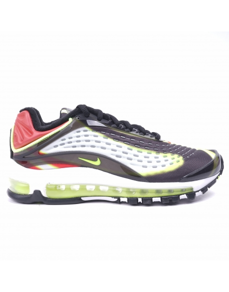 Nike Air Max Deluxe BLACK/VOLT-HABANERO
