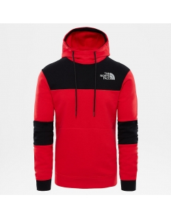 The North Face Himalayan Hoodie Red
