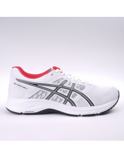 Asics Gel Contend 5 White Black