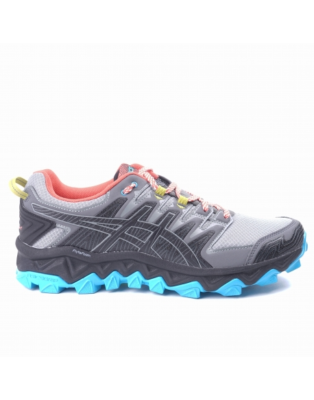 Asics Gel-FujiTrabuco 7Stone Grey Black