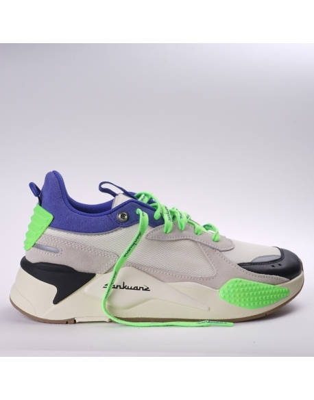 PUMA RS-X SANKUANZ Cream Royal Blue