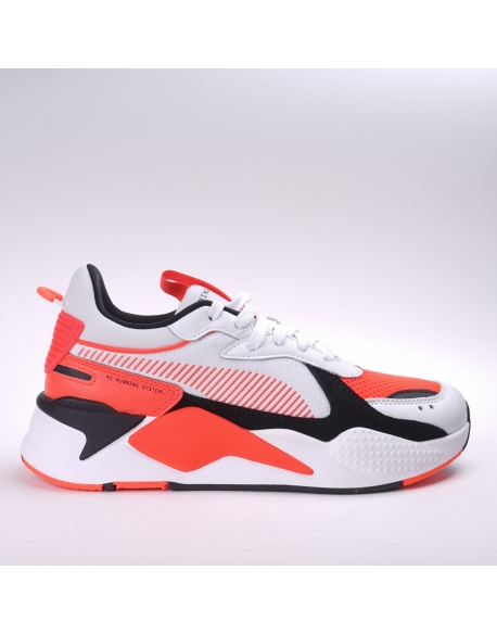 PUMA RS-X REINVENTION WHITE RED BLAST