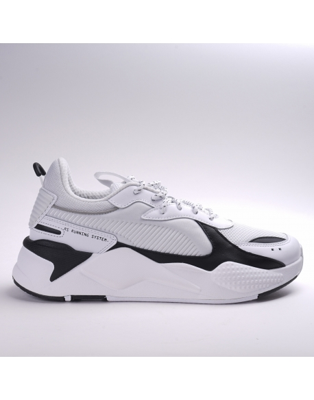 PUMA RS-X CORE.WHITE - BLACK