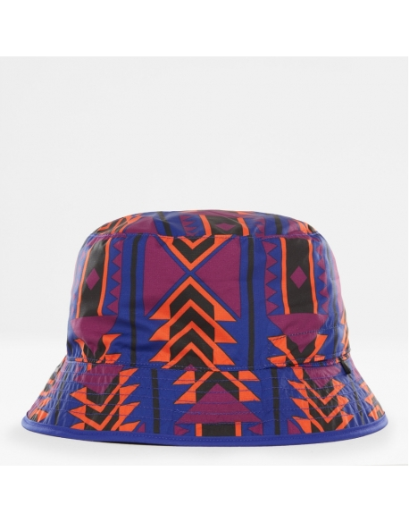 THE NORTH FACE SUN STASH HAT  TNF BLACK/AZTEC