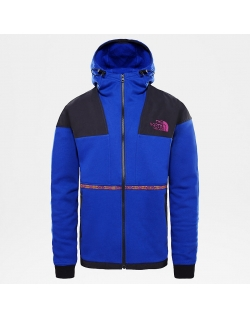 THE NORTH FACE M 92 RAGE FLEECE HD AZTEC BLU