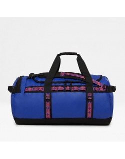 THE NORTH FACE BASE CAMP DUFFEL - M AZTEC BLU