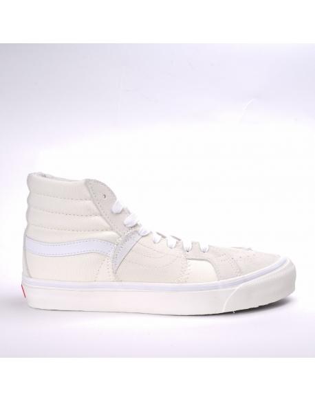 VANS SK8-Hi Bricolage VINTAGE WHITE