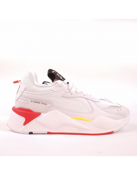 Puma RS-X Trophy Ferrari White