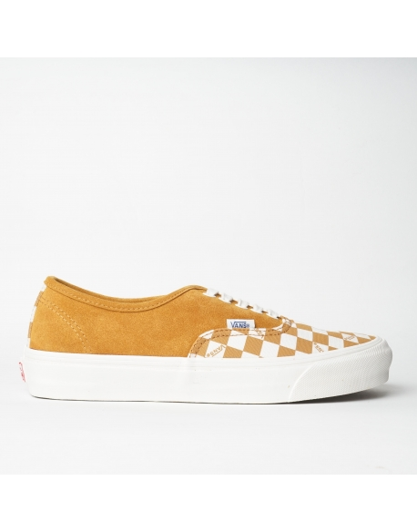 VANS OG AUTHENTIC LX (SUEDE/CANVAS) BUCKTHORN