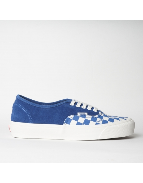 VANS OG AUTHENTIC LX (SUEDE/CANVAS) Blue