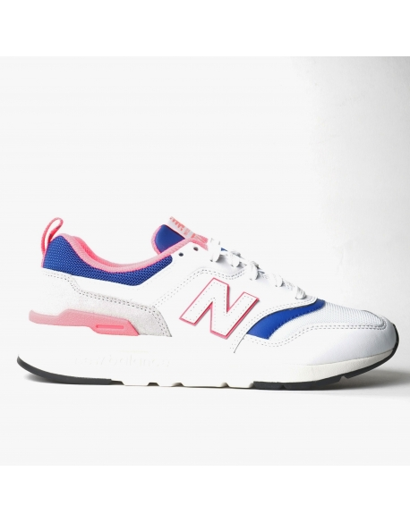 NEW BALANCE CM997 D HAJ WHITE/BLUE