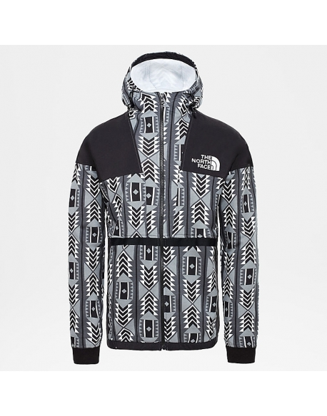 THE NORTH FACE 92 RAGE FLEC HDY WHITE