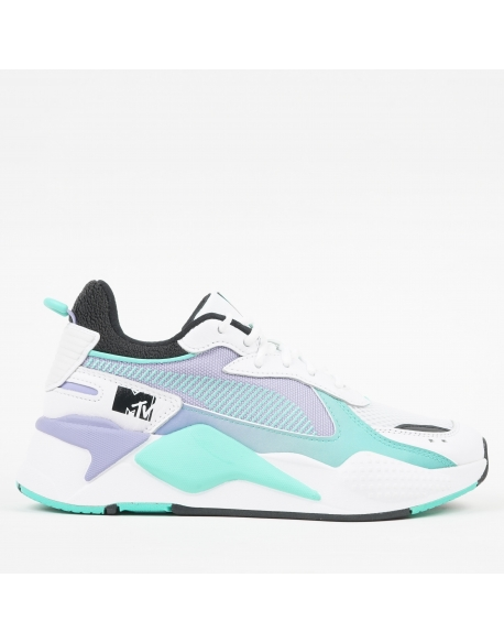 PUMA RS-X TRACK MTV WHITE