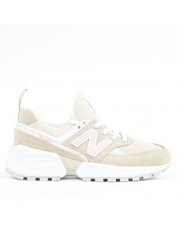 NEW BALANCE WS574 B LEATHER PRB INCENSE