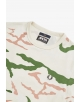 Fred Perry X ARKTIS Camouflage T-Shirt Tundra Camo