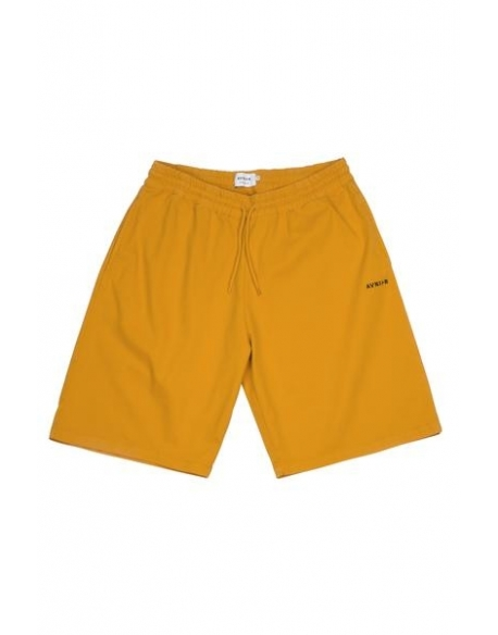 AVNIER Dark orange short